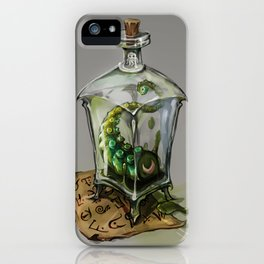 Lovecraft - Grandfathers of horror iPhone Case
