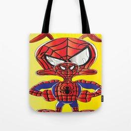 Spider Verse Ham Tote Bag