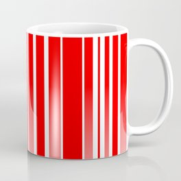 Red Track Coffee Mug