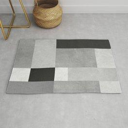 Geometric art II Rug
