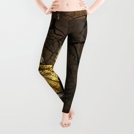 Eiffel Tower Leggings