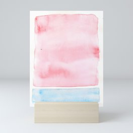 141012 Abstract 15 Mini Art Print