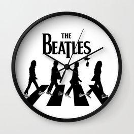 Abbey Road Retro Wall Clock