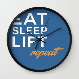 Repeat Wall Clock