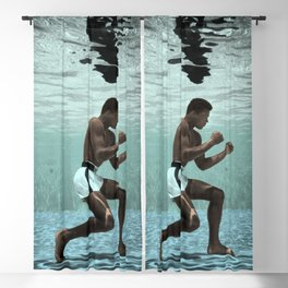 Ali Underwater Boxing Blackout Curtain