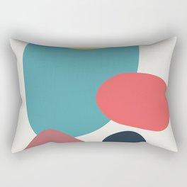 Abstract No.19 Rectangular Pillow