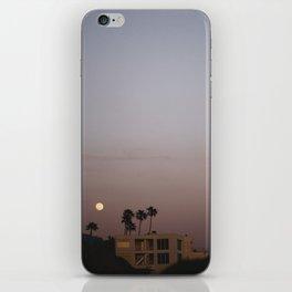 Malibu Moon iPhone Skin
