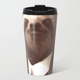 Gentleman Sloth #1 Travel Mug