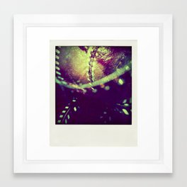 Film Framed Art Print