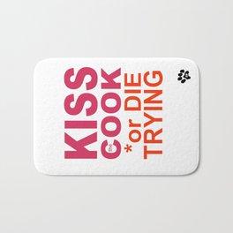 KISS the COOK Bath Mat