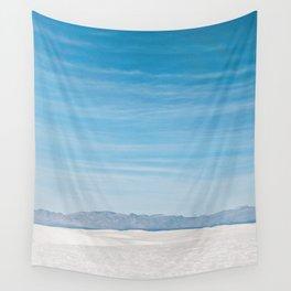 Los Sands de Blanco Wall Tapestry