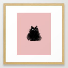 Duster Framed Art Print