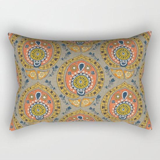 safa natural Rectangular Pillow