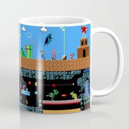 The Great Sprite Battle Coffee Mug