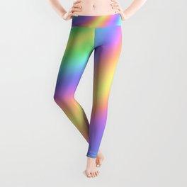 hologram foil 2 Leggings