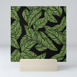 Mean Green Mini Art Print