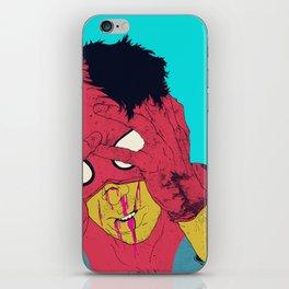 Thudd! iPhone Skin