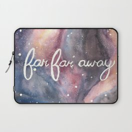 Far Far Away Laptop Sleeve