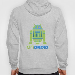 R2D2 + Mobile OS = anDROID Hoody