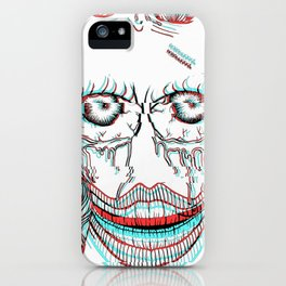 If only my manners interested you more than my beauty 2 iPhone Case