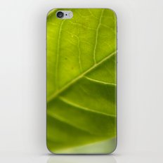 Eat Your Greens! iPhone & iPod Skin