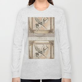 Snow White and the Falling Angels Septet Long Sleeve T-shirt