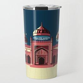 Jama Masjid Travel Mug