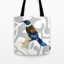 Tui New Zealand Bird Tote Bag