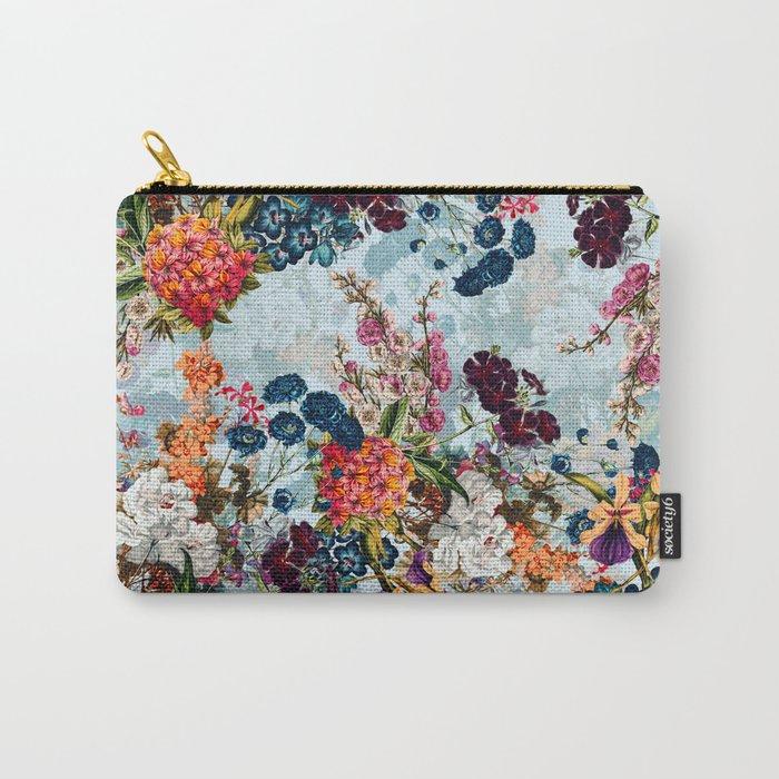 Summer Botanical Garden VIII Carry-All Pouch