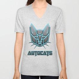 Autocats Transformers Unisex V-Neck