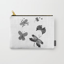 Flutter by Messages Carry-All Pouch