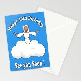 Happy 40th | 1978 Birthday Shirt Stationery Cards