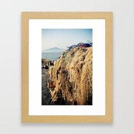 Sorrento Marina I  Framed Art Print