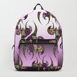 Oriental Tattoo Pattern Version Backpack