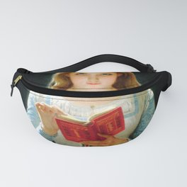 """Pierre Auguste Cot """"Ophelia"""" Fanny Pack"""