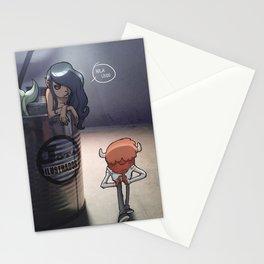 mosntuosidades siren Stationery Cards