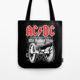AC/DC - We Salute You Tote Bag