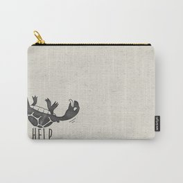 Turtle Help! Carry-All Pouch