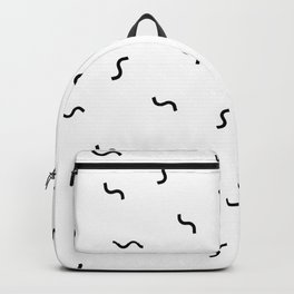 Squiggle Squiggle Backpack