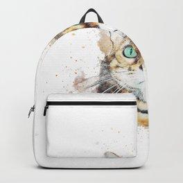 Glowing Cat Eyes Backpack