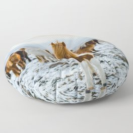 Nordic Wild Floor Pillow