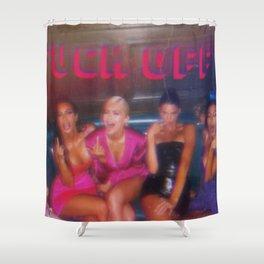 KylieJenner birthday Shower Curtain