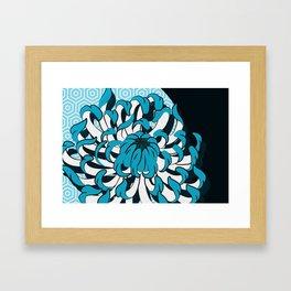 flow_c Framed Art Print