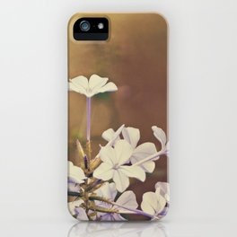 Reaching above the crowd iPhone Case