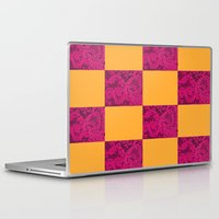 lace Laptop & iPad Skins featuring Lace by PintoQuiff