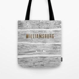 Williamsburg Cabin Tote Bag
