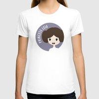 princess leia T-shirts featuring Princess Leia by gaps81