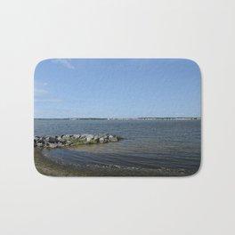 Ocean City, Maryland Series - Bayside Bath Mat