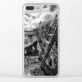 Estuary Steps Clear iPhone Case