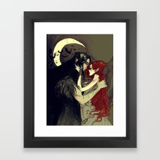 Hades and Persephone I Framed Art Print